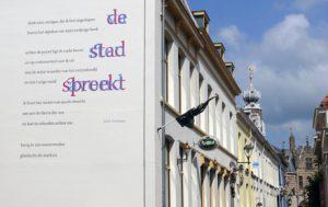 """""""De stad spreekt"""" door Jabik Veenbaas, Bergen op Zoom"""